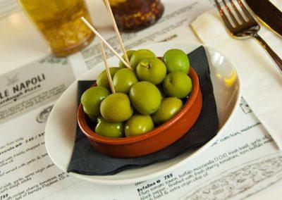 Italian-Olives